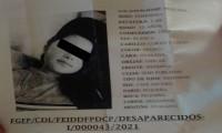 Buscan a menor de edad reportada como desaparecida en Puebla