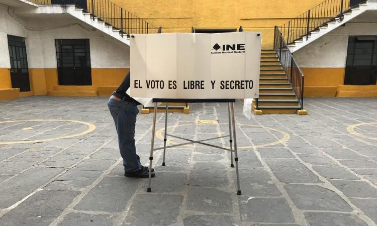 Niega Genoveva Huerta que ya haya candidato en el PAN para la alcaldía de Puebla