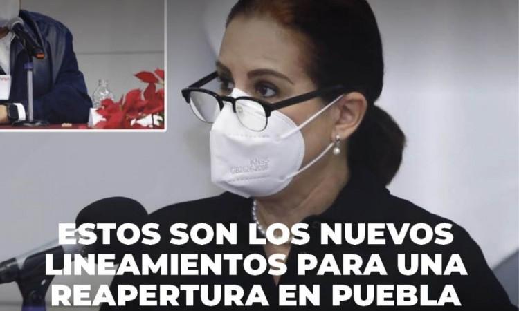 Llega el segundo desconfinamiento a Puebla: las medidas son más estrictas a partir del 26 de enero