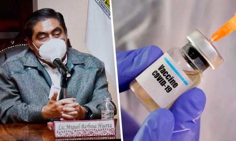 Barbosa meterá a la cárcel a estafadores de vacuna anti Covid