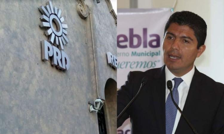"""Evita PRD """"guerra de declaraciones"""" sobre posible postulación de Eduardo Rivera"""