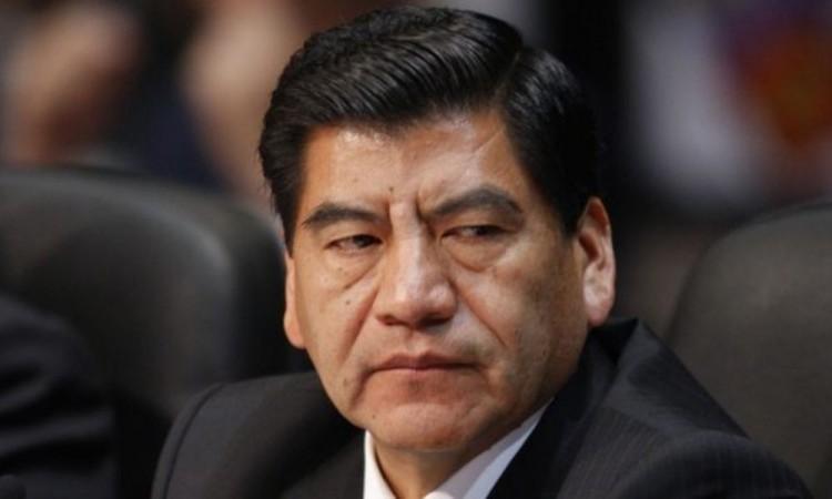 """Cayó el """"Gober Precioso""""; Mario Marín sería trasladado a Cancún: periodistas"""