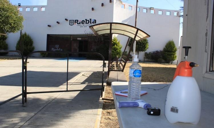 Abren sus puertas espacios deportivos y parques para rehabilitación post covid en Puebla