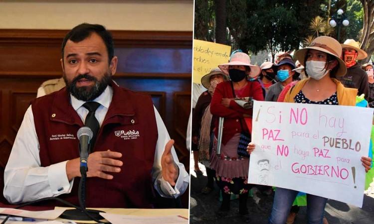 Conflicto por pozos de agua, culpa del Congreso y de la concesionaria: Sánchez Galindo