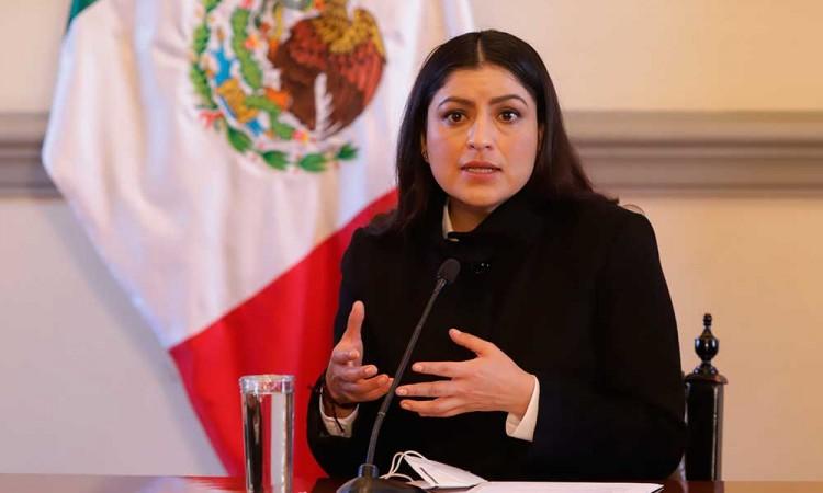 Marchamos en 2006 contra Mario Marín por los derechos que fueron pisoteados: Claudia Rivera