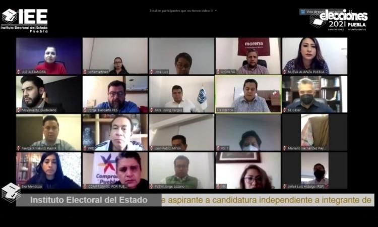 IEE resuelve a favor de aspirante independiente a la alcaldía de San Andrés Cholula