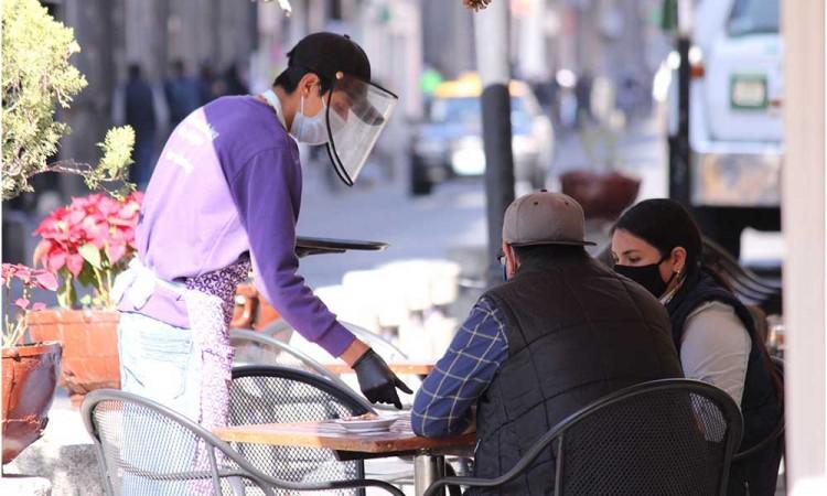 Presentan nuevas medidas sanitarias, vigentes hasta el 22 de febrero para la reapertura en Puebla