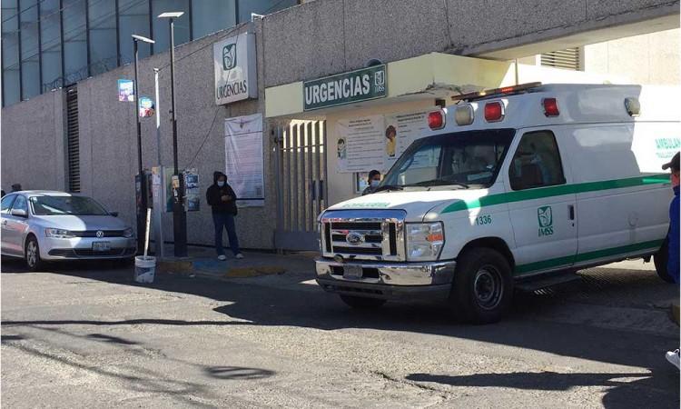 Ya son siete hospitales en Puebla que rebasan el 80 por ciento de capacidad para pacientes covid