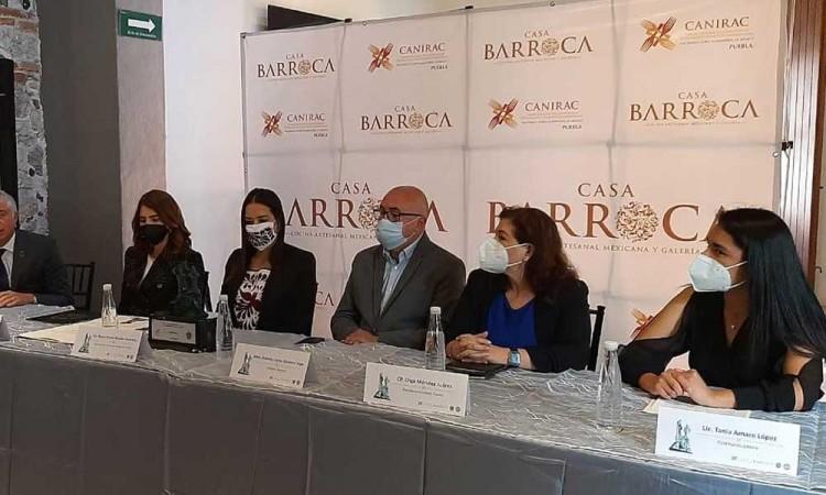 Con Casa Barroca, Puebla logra premio al mérito empresarial restaurantero