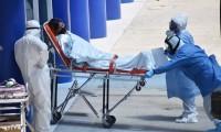 Disminuye ligeramente ocupación hospitalaria por casos covid-19 en Puebla