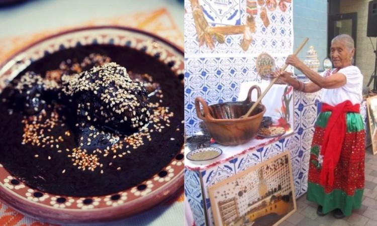 Nos dejó Doña Kailita, la imagen oficial de La Feria de Los Moles
