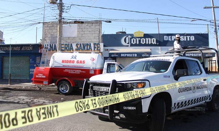 Cada 5 horas se detecta una toma clandestina de Gas Lp en Puebla