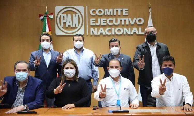 Ya es oficial: Eduardo Rivera será el candidato del PAN a la alcaldía de Puebla