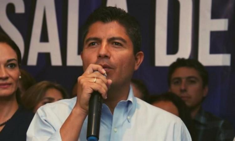 Eduardo Rivera: 25 años de militancia en el PAN, y tercer alcalde panista