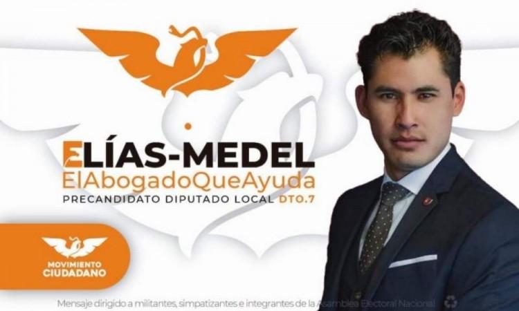 Por acusaciones de pedofilia, retiran a postulante de Movimiento Ciudadano