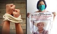 Existe iniciativa de ley en materia de desaparición de personas; legisladores aún no trabajan en ella