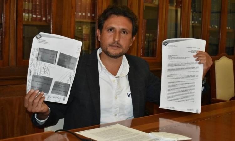 Por recomendación de Barbosa tramité amparo: José Juan Espinoza