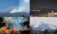 Puebla quinto lugar en incendios forestales