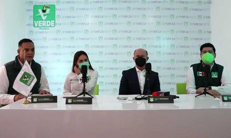 A veces las alianzas restan, critica presidenta nacional del Partido Verde