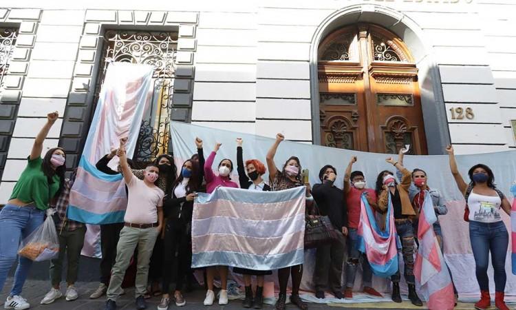 Luego de 10 años Puebla es Trans, avalan la Ley Agnes