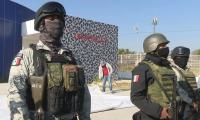 Entre molestias desmantelan carpa de vacunas Covid19 en Tlaxcalancingo