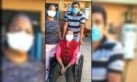 Los sueños se cumplen, Doña Alberta ahora cuenta con una silla de ruedas