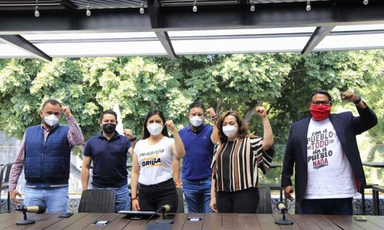Crean el `equipo ciudadano´ conformado por 3 funcionarios de gobierno para sumarse a Claudia Rivera en las próximas elec