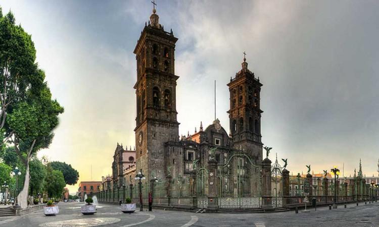 Cerrarán por siete meses el Centro Histórico de Puebla por remodelación del Zócalo
