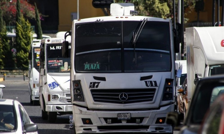 Estancada la modernización: No bajarán la tarifa del transporte público en Puebla