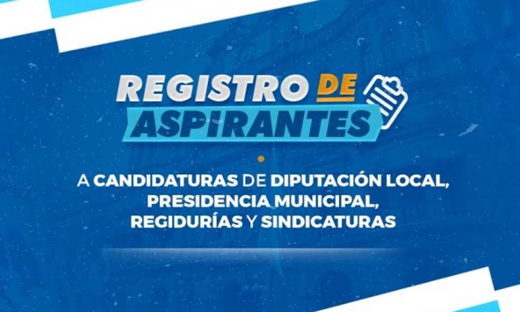 Ante poca participación, amplía PAN plazo para el registro de aspirantes en Puebla