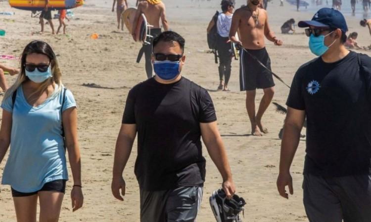 Semana Santa, con riesgo a una tercera ola de contagios de Covid-19 en Puebla