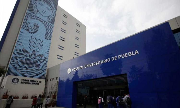 Califican al Hospital Universitario de la BUAP como el mejor de Puebla