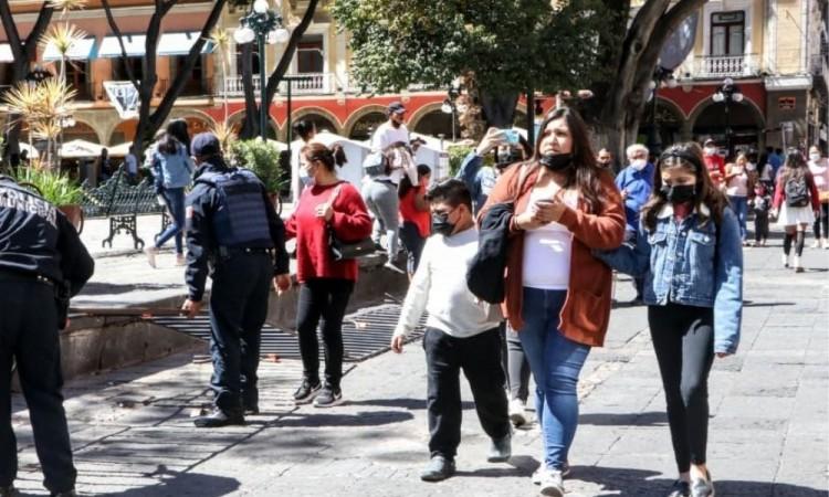 Por qué podría originarse una tercera ola de contagios de Covid-19 en Puebla