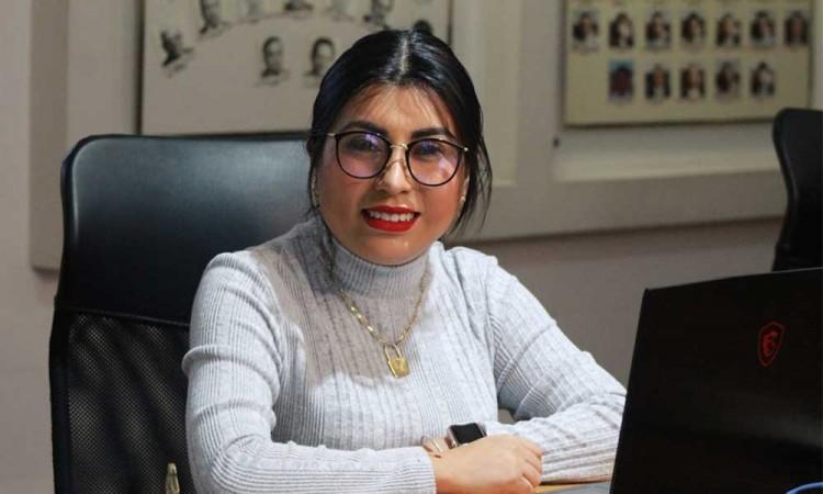 Rompí el estigma de ser mujer joven para presidir la Jucopo: Nora Merino