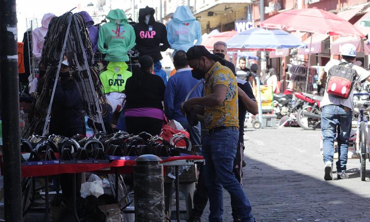 Canaco pide mejorar condiciones de vida para evitar ambulantaje