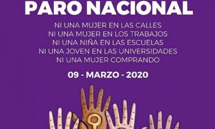 UDLAP se suma al paro de actividades en #UnDíaSinNosotras