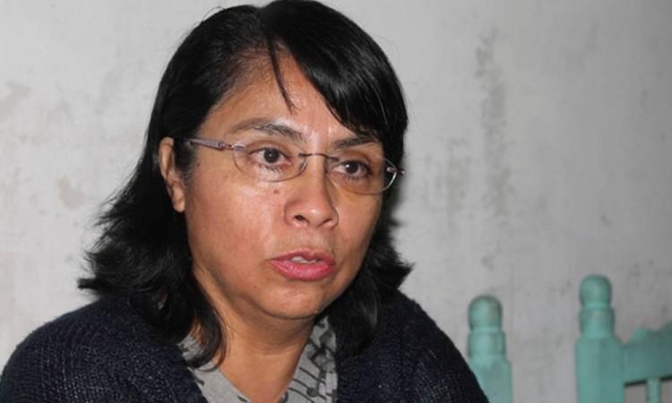 Yo si vengo de una izquierda histórica: Socorro Quezada, precandidata de Morena a la alcaldía de Puebla