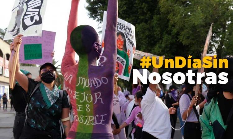 Editorial: #UnDíaSinNosotras