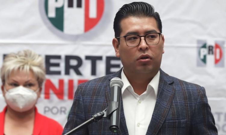 Descarta PRI Puebla denuncias contra feministas por daños a su sede