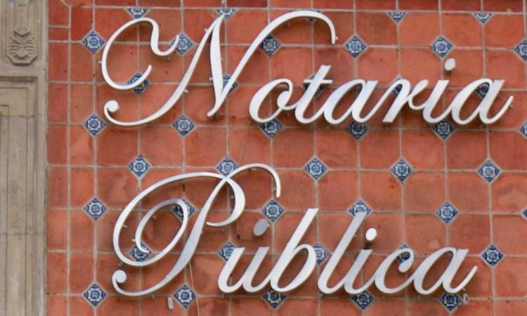 Suspenden y aplazan discutir las modificaciones a la Ley del Notariado