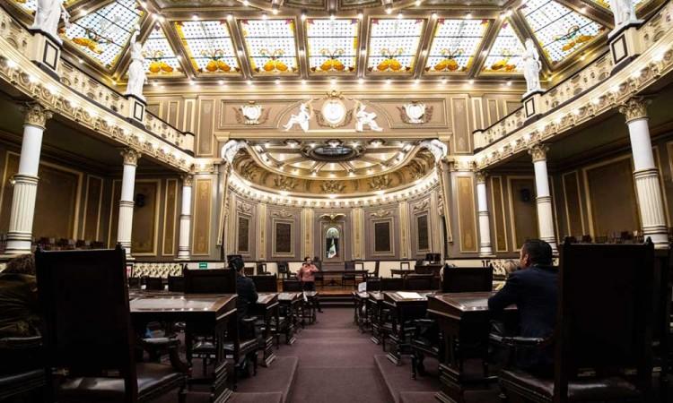 Justifica PAN su ausencia en el Congreso de Puebla para discutir renuncia de magistrado y Ley del notariado