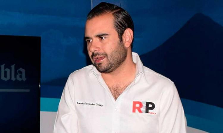 RSP se deslinda de Aréchiga, tras renuncia al gobierno estatal en Puebla
