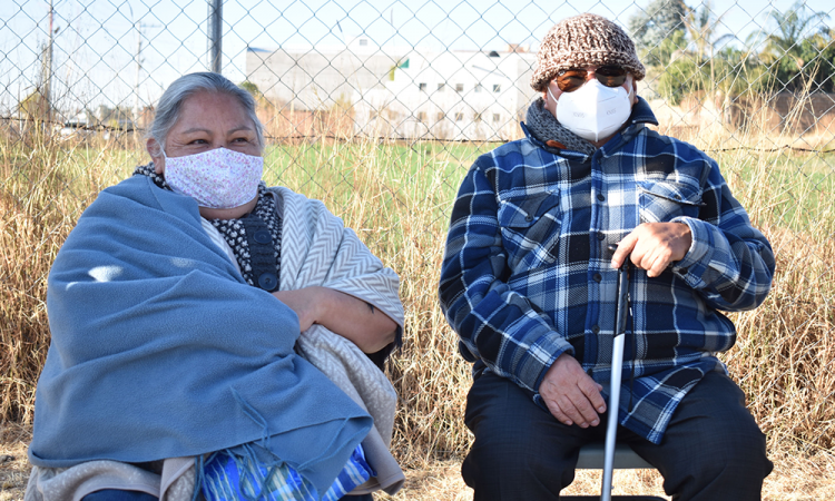 En nueve municipios de Puebla podrás recoger turno para la vacuna contra covid-19