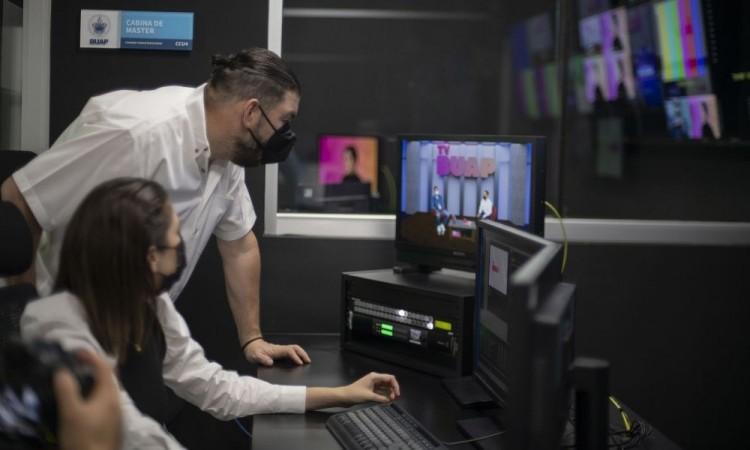Arranca TV BUAP: Será un medio para potencializar el progreso social y cultural