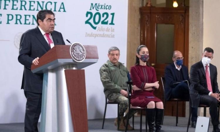 Barbosa se compromete a contribuir a la culminación del Programa Nacional de Reconstrucción