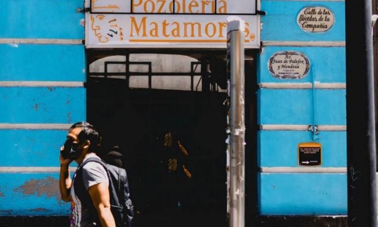 ¿Cuántos negocios se verán afectados por remodelación del Zócalo de Puebla?