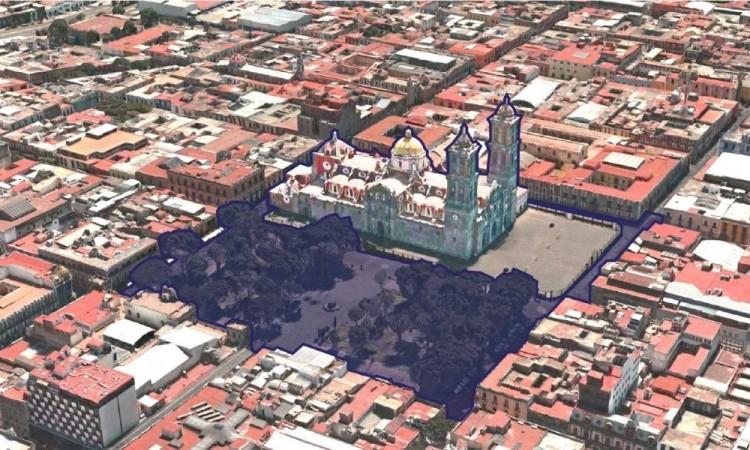 ¿Será? Ayuntamiento dice que remodelación de Zócalo concluirá en septiembre