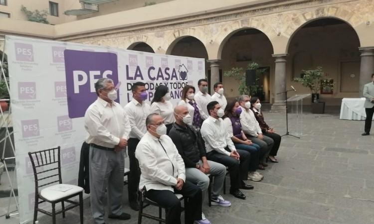 Médico que atiende Covid-19, candidato del PES a la presidencia municipal de Puebla