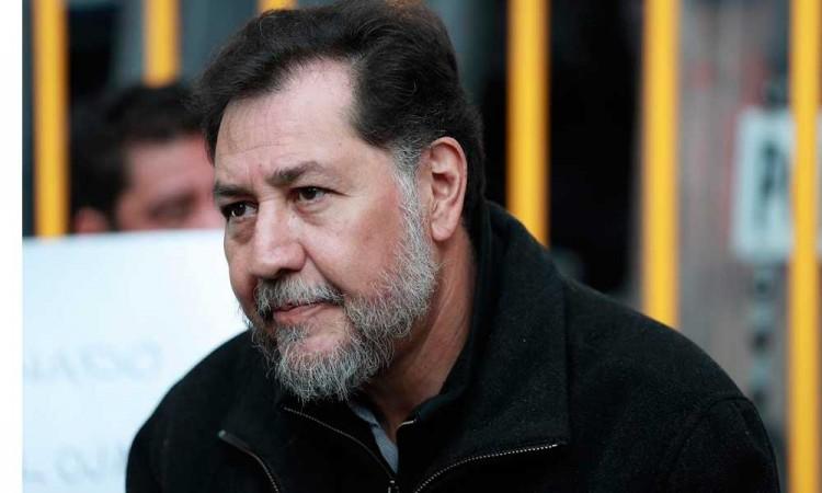 Noroña respaldará a quien gane la candidatura de Morena a la alcaldía de Puebla