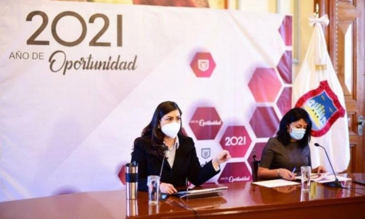 Presentan Plan de Reactivación Económica del Municipio de Puebla